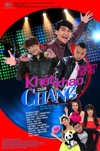 SK Thế Giới Trẻ - Dream Boys - Khát Khao của Chàng