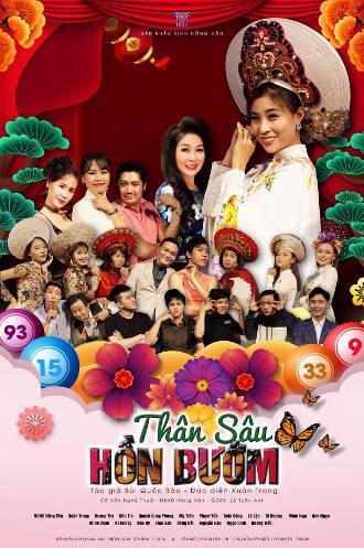 SK Kịch Phú Nhuận - Thân Sâu Hồn Bướm