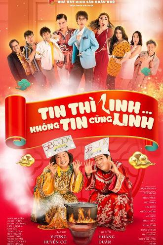 Sân Khấu 5B - Tin Thì Linh Không Tin Cũng Linh