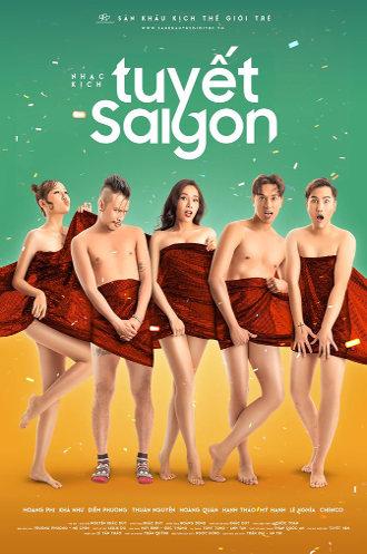 SK Thế Giới Trẻ - Tuyết Sài Gòn