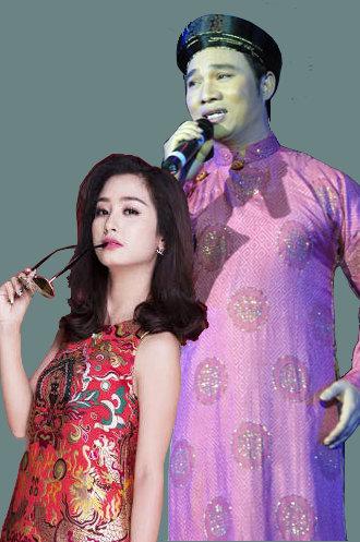 Phòng trà Không Tên - Đêm nhạc Quang Linh - Thu Hằng