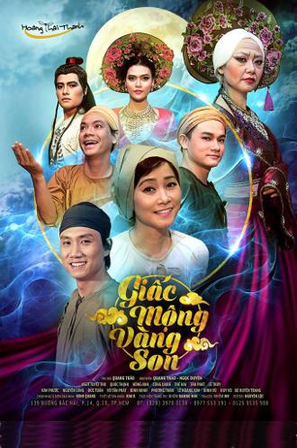 SK Kịch Hoàng Thái Thanh - Giấc Mộng Vàng Son