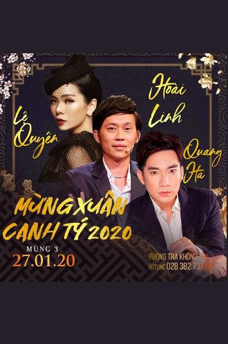 Phòng trà Không Tên - Đêm nhạc Lệ Quyên - Quang Hà - Hoài Linh