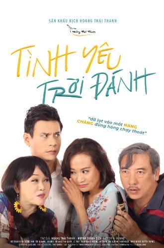 SK Kịch Hoàng Thái Thanh - Tình Yêu Trời Đánh